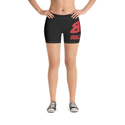 BD Shorts (Black+Red)