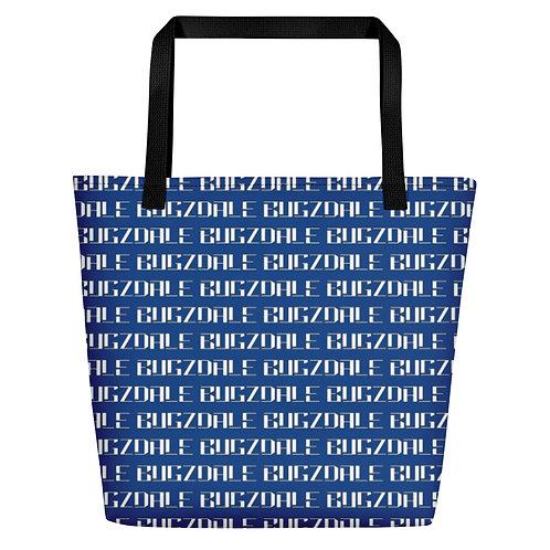 All-Over print Bag (Blue)