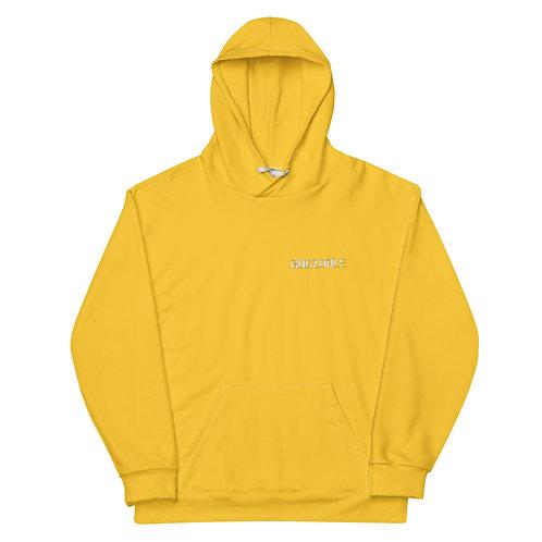 Hoodie Unisex (Yellow)