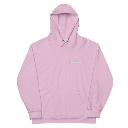 Hoodie Unisex (Pink)