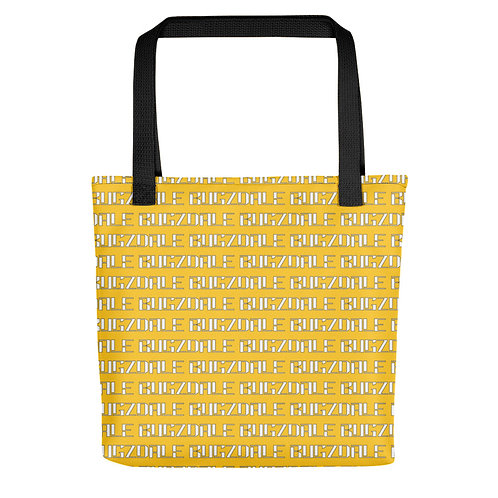 ALL-Over Print Tote (Yellow)