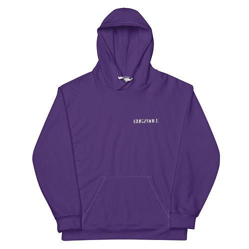 Hoodie Unisex (Purple)