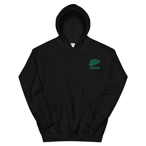 BD Green Unisex Hoodie
