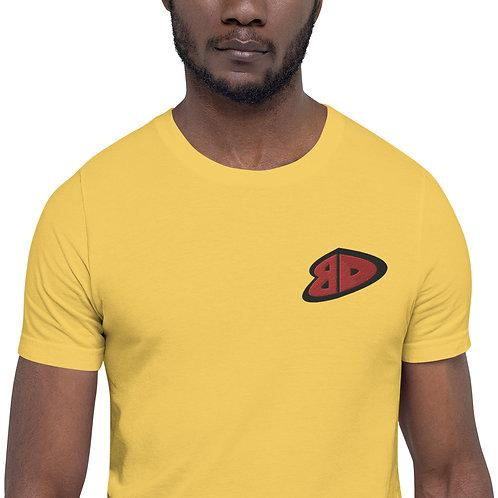 BD Red Unisex T-Shirt