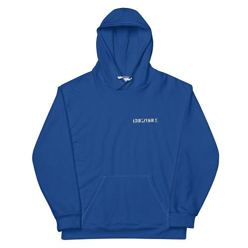 Hoodie Unisex (Blue)