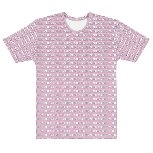 All-Over Print T-shirt (Pink)