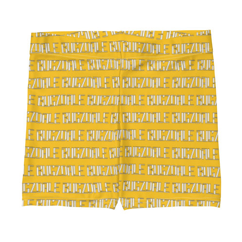 Bugzdale all over Shorts (Yellow)