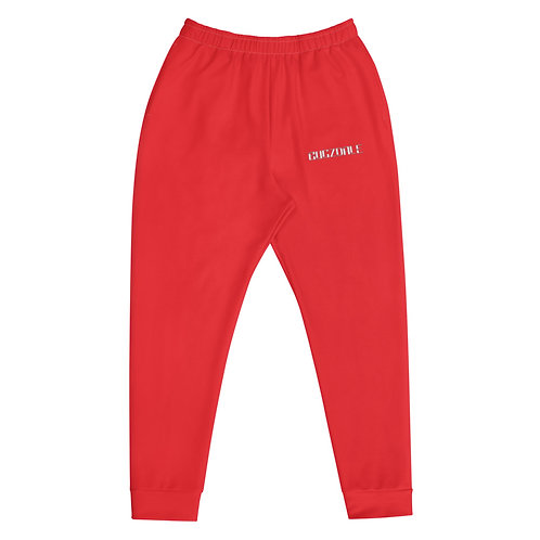 Joggers (Red)