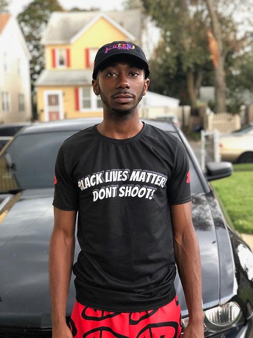BLACK LIVES MATTER T-shirt (Black)