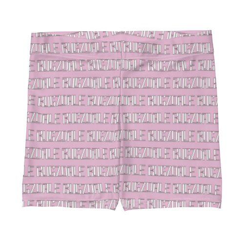 Bugzdale all over Shorts (Pink)