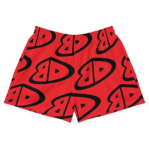 BD Short Shorts (Red)