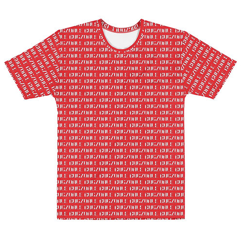 All-Over Print T-shirt (Red)