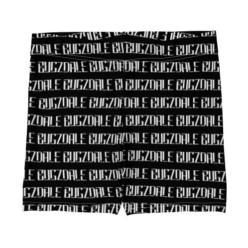 Bugzdale all over Shorts (Black)