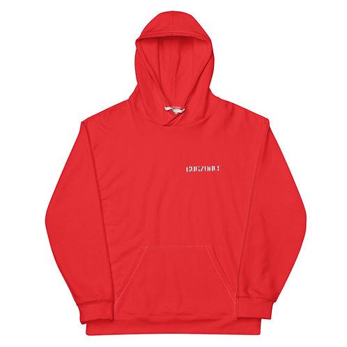 Hoodie Unisex (Red)