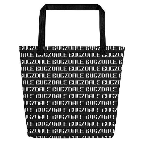All-Over print Bag (Black)
