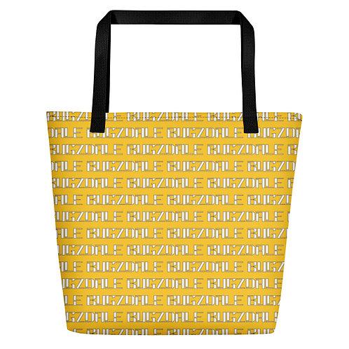 All-Over print Bag (Yellow)