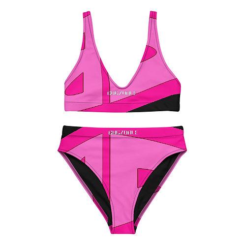 BD pink bikini