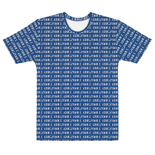All-Over Print T-shirt (Blue)