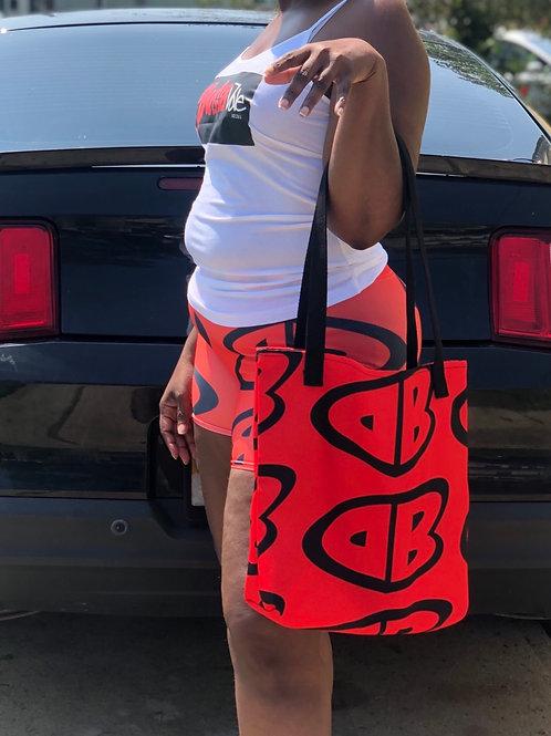 BD Tote bag (Red)