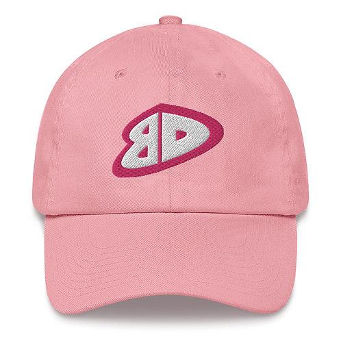 BD Pink Dad hat