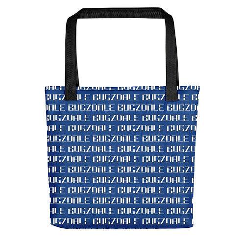 ALL-Over Print Tote (Blue)