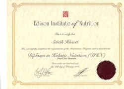 Edison Institute of Nutrition