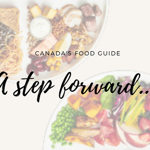 Can you really eat well with Canada's food guide?
