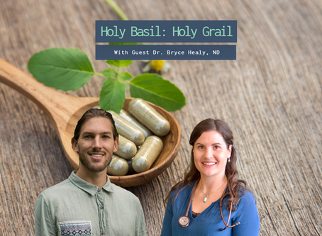 Webinar on Holy Basil: Holy Grail