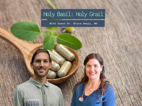 Webinar on Holy Basil: Holy Grail