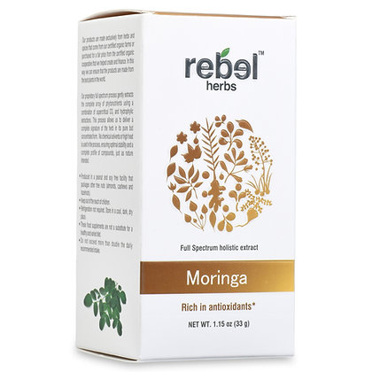 Moringa Dual Extracted Powder