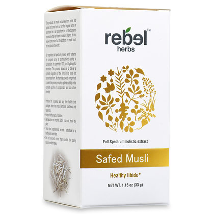 Safed Musli Dual Extracted Powder
