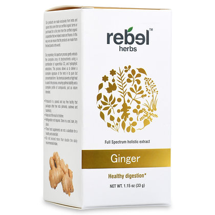 Ginger Dual Extracted Powder
