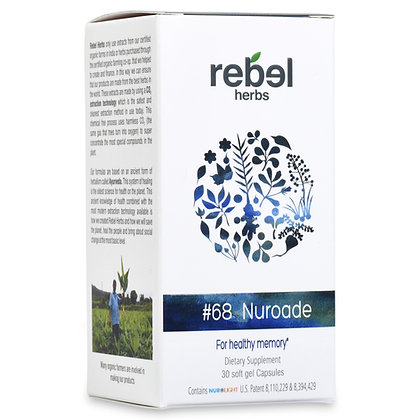 #68 Nuroade 30 capsules