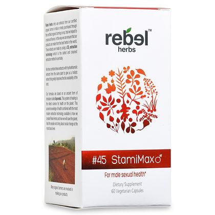 #45 Stamimax 60 capsules