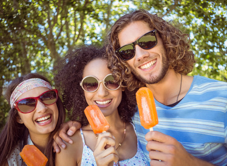Sexy Summer Popsicles