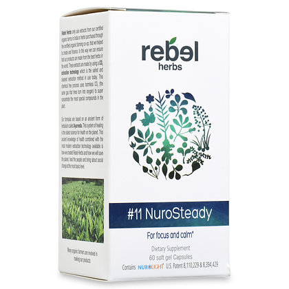 #11 NuroSteady 60 capsules