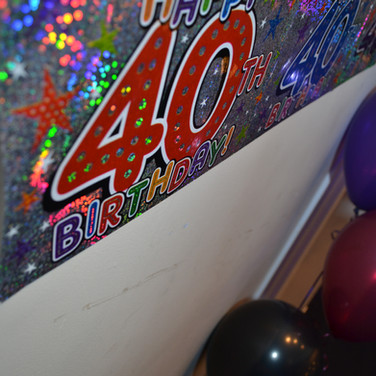 Peter's 40th