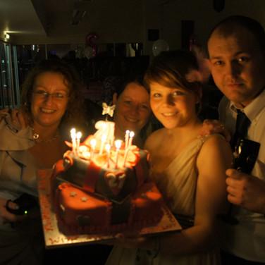 Izzy's Birthday Party