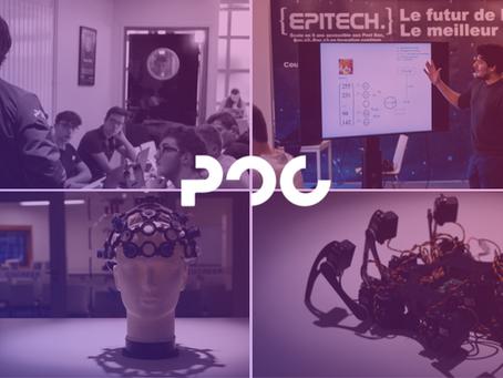 PoC, création du Centre d'Innovation Étudiant d'EPITECH