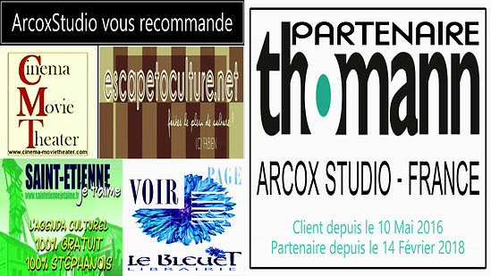 ARCOX STUDIO WEBSITE - RECOMMANDATIONS P