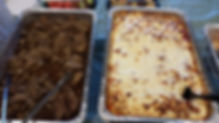 Italian Beef and Baked Mostaccioli