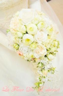 白ドレス 2