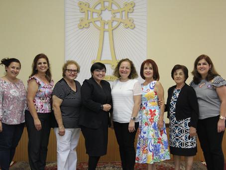 Inaugural Women's Day Retreat at Armenian Cilicia Evangelical Church