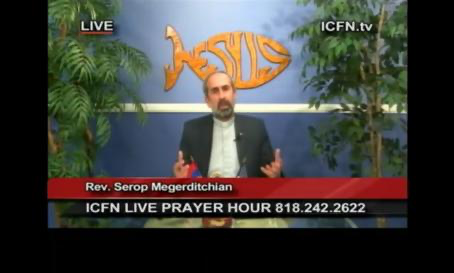 Hour of Prayer - Streamed