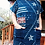 Thumbnail: All African indigo tunic (fits up to 14)