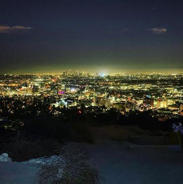 See beautiful views of Los Angeles at on