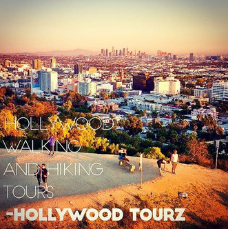 See a Perfect Sunset with Hollywood Walk