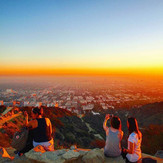 Beautiful Sunsets in Hollywood!! #sunset