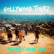 Hollywood Walking and Hiking Tour 👍🌞🌴