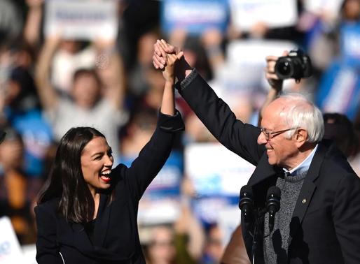 Les Jeunes Génération.s rejoignent la campagne de Bernie Sanders